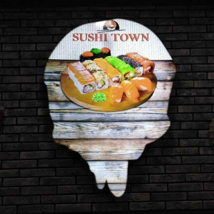 sushi town в измаиле